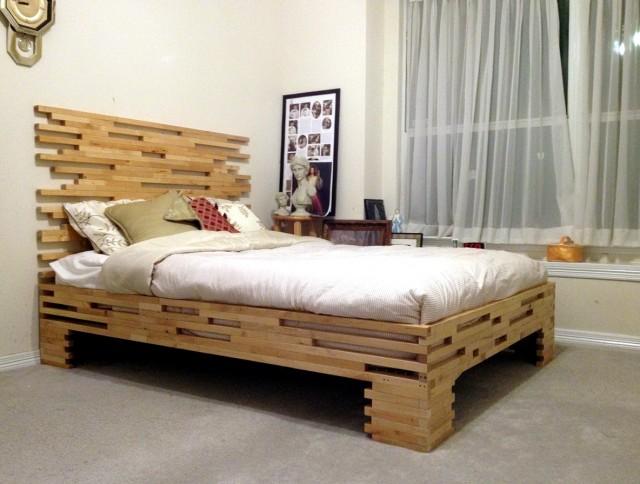 Ikea Bed Frame Hack