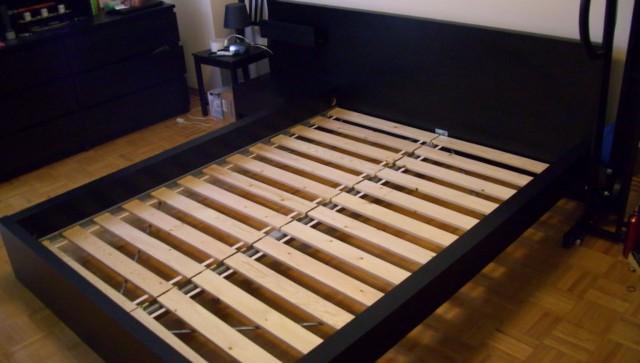 Ikea Bed Slats Hack