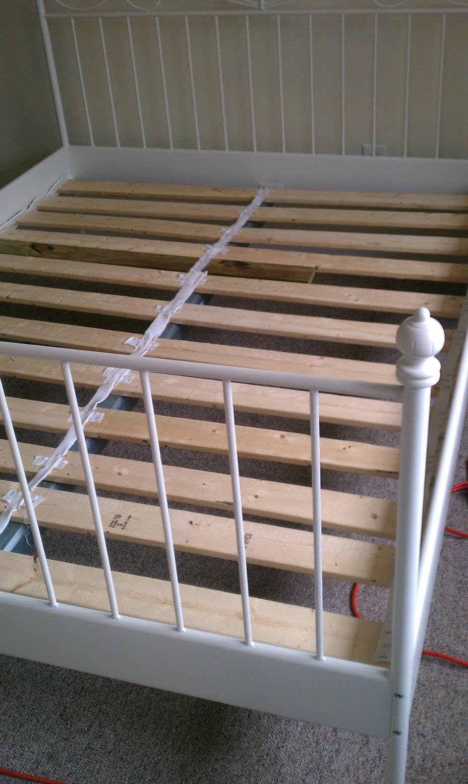 Ikea Bed Slats King