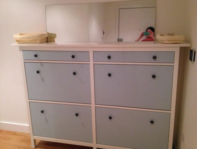 Ikea Cabinet Doors Hack