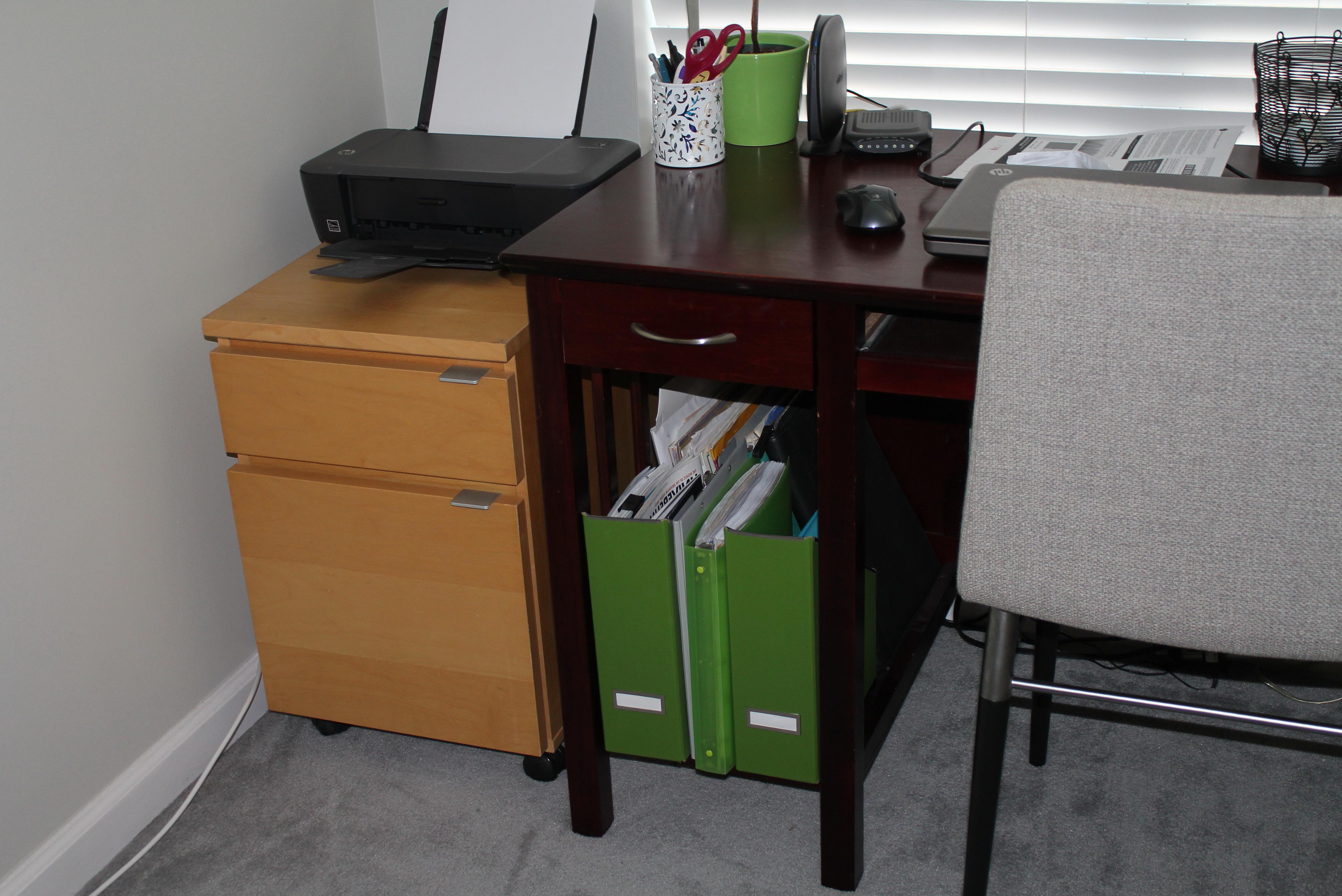 Ikea Filing Cabinet Hack