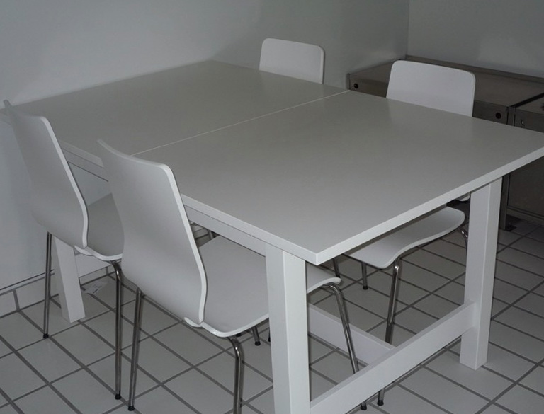 Ikea Kitchen Table White