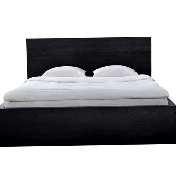 Ikea Malm Bed Black