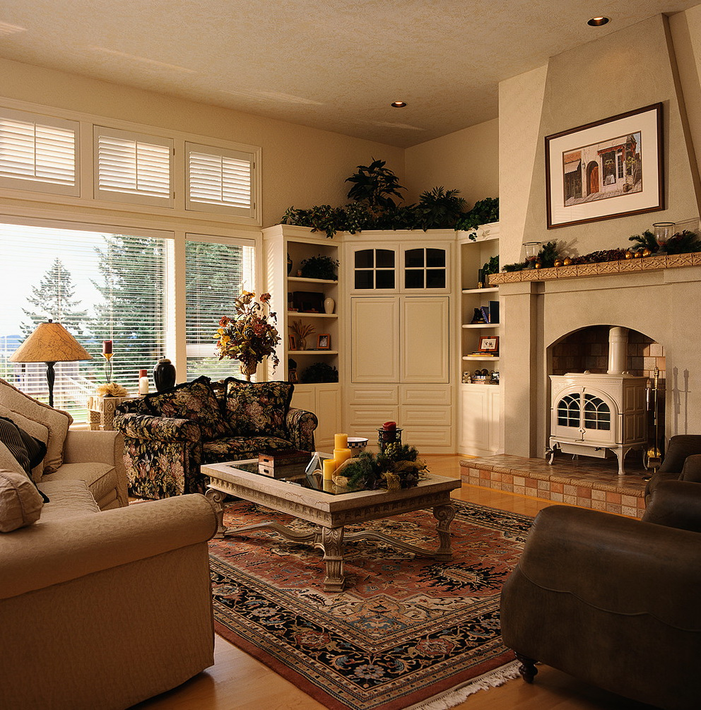 Images Of Traditional Living Rooms