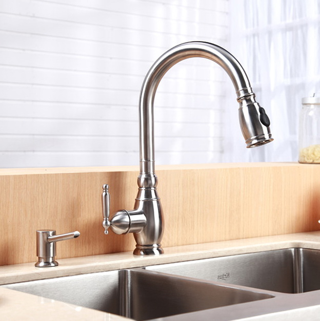 Industrial Kitchen Sink Faucets