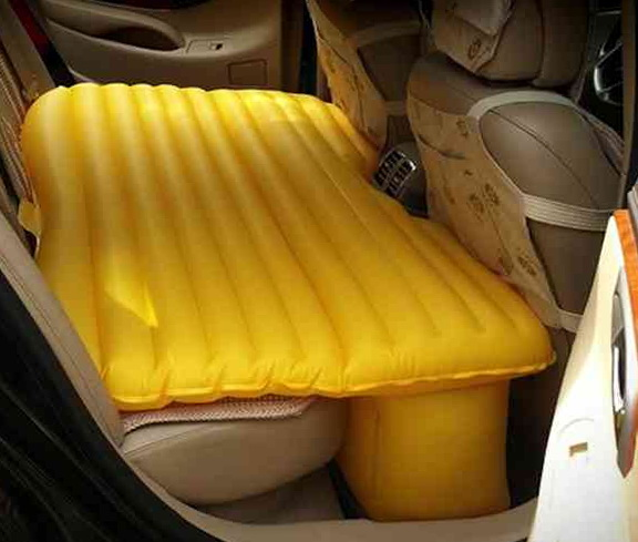 Inflatable Car Bed For Back Seat