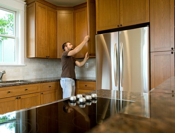 Installing Kitchen Cabinets Diy