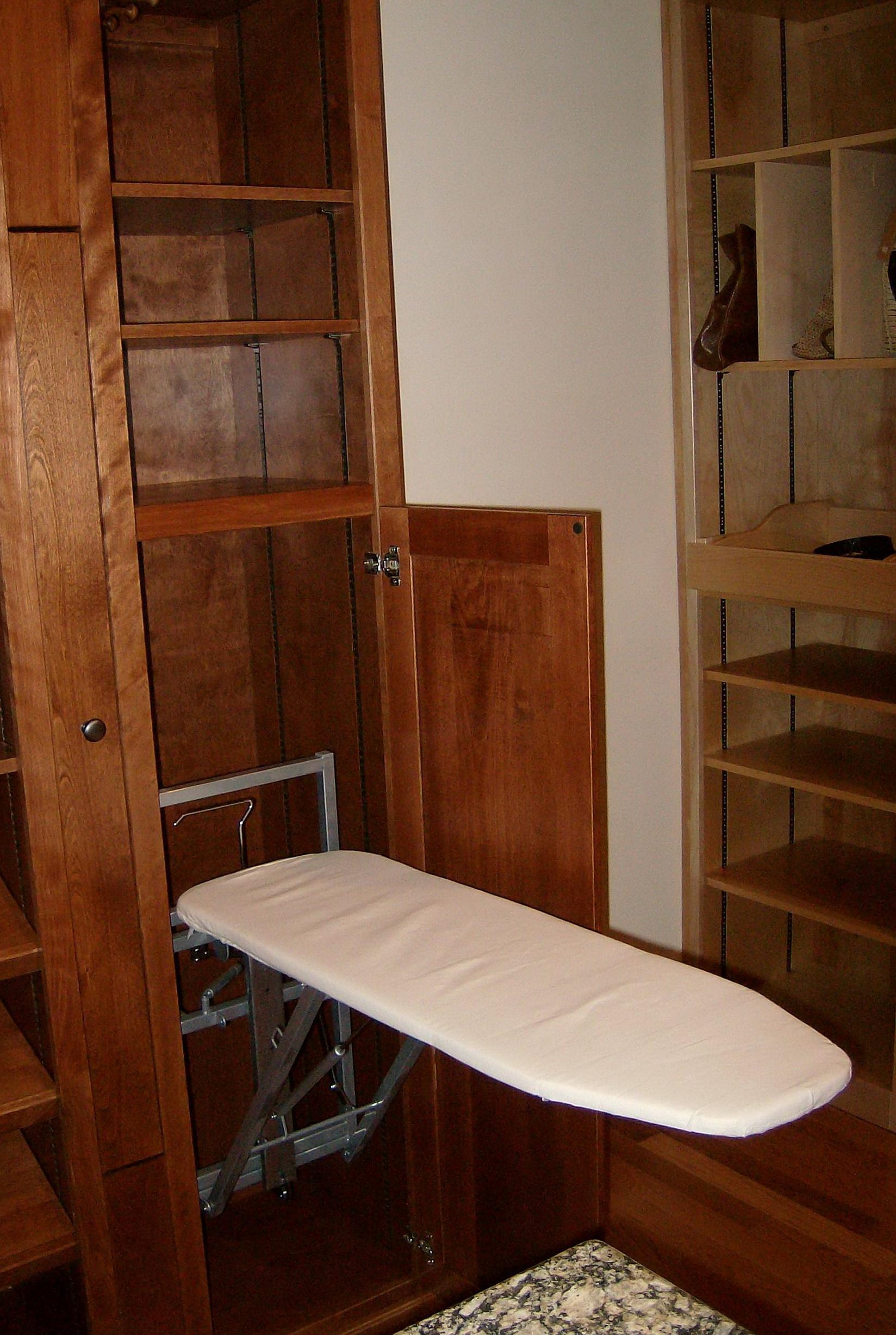 Ironing Board Cabinet Diy