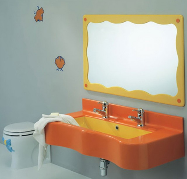 Kids Bathroom Decor Sets