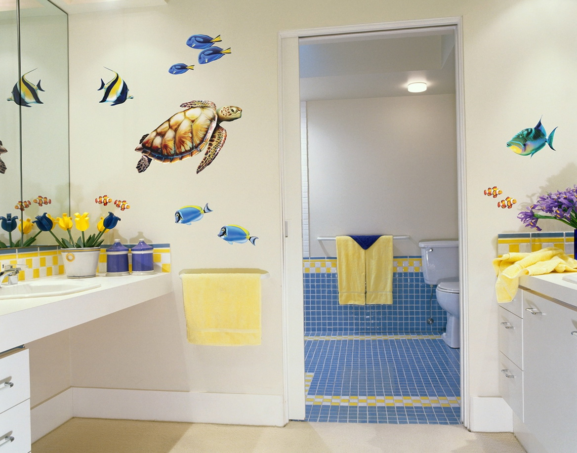 Kids Bathroom Ideas Photo Gallery