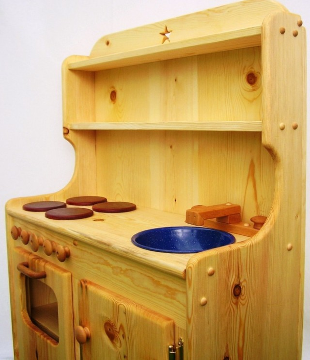 Kids Kitchen Sets Wood