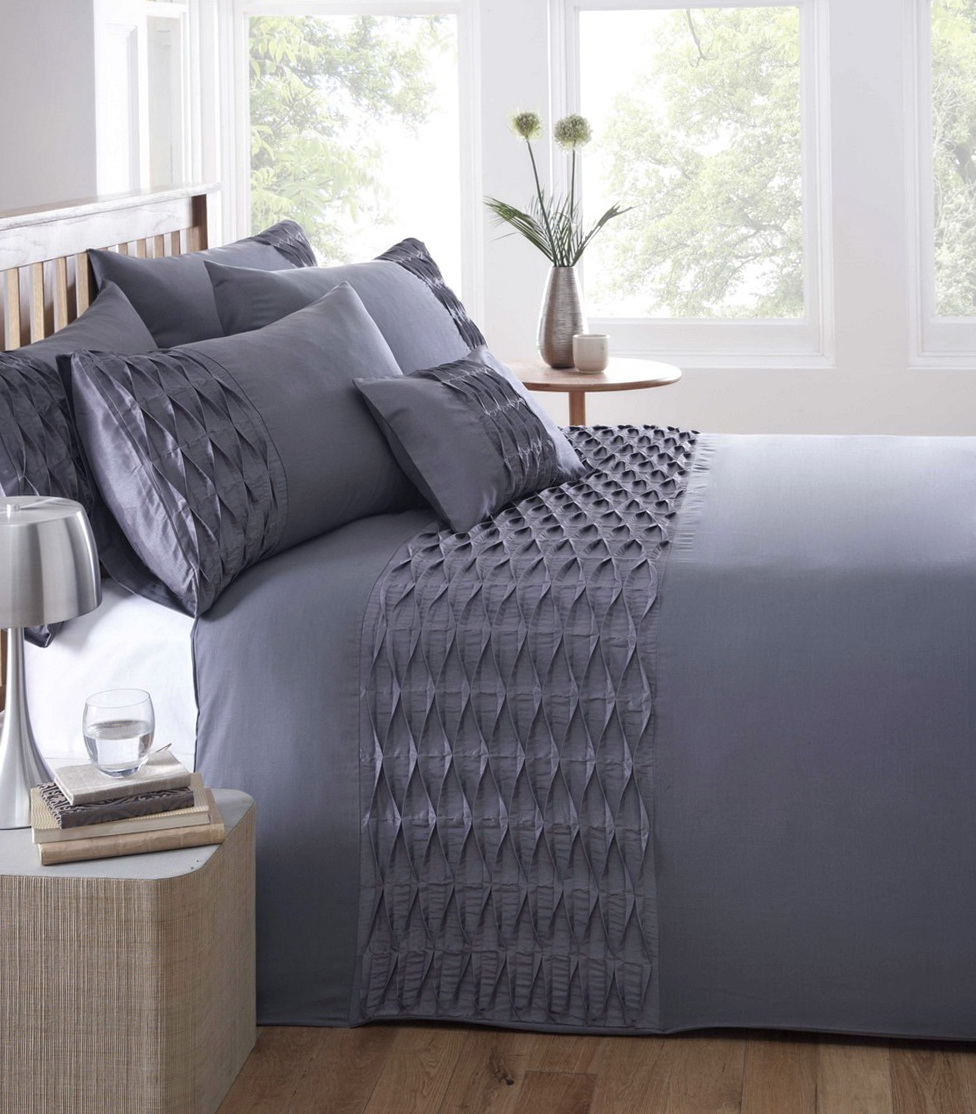 King Size Bedding Sets Grey