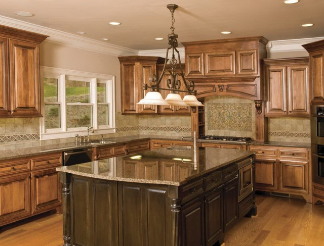 Kitchen Backsplash Designs Traditional
