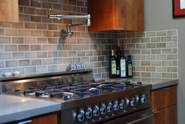 Kitchen Backsplash Tiles Images