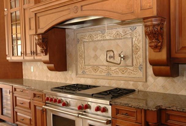 Kitchen Backsplash Tiles In India