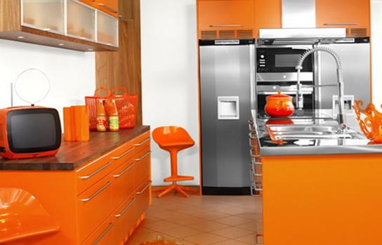 Kitchen Cabinet Colors Schemes