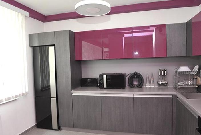 Kitchen Cabinet Design For Apartment
