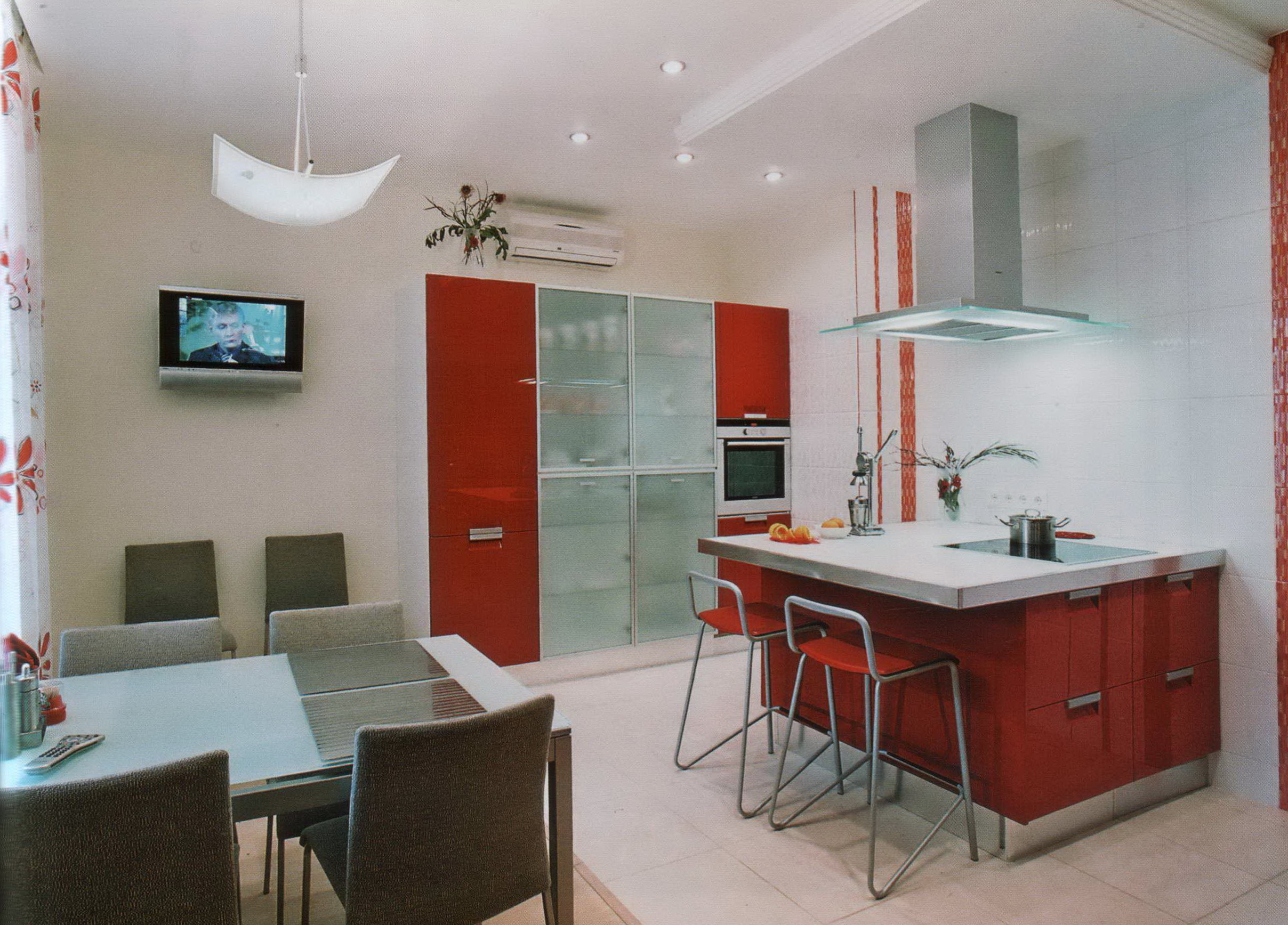Kitchen Cabinet Design Inside