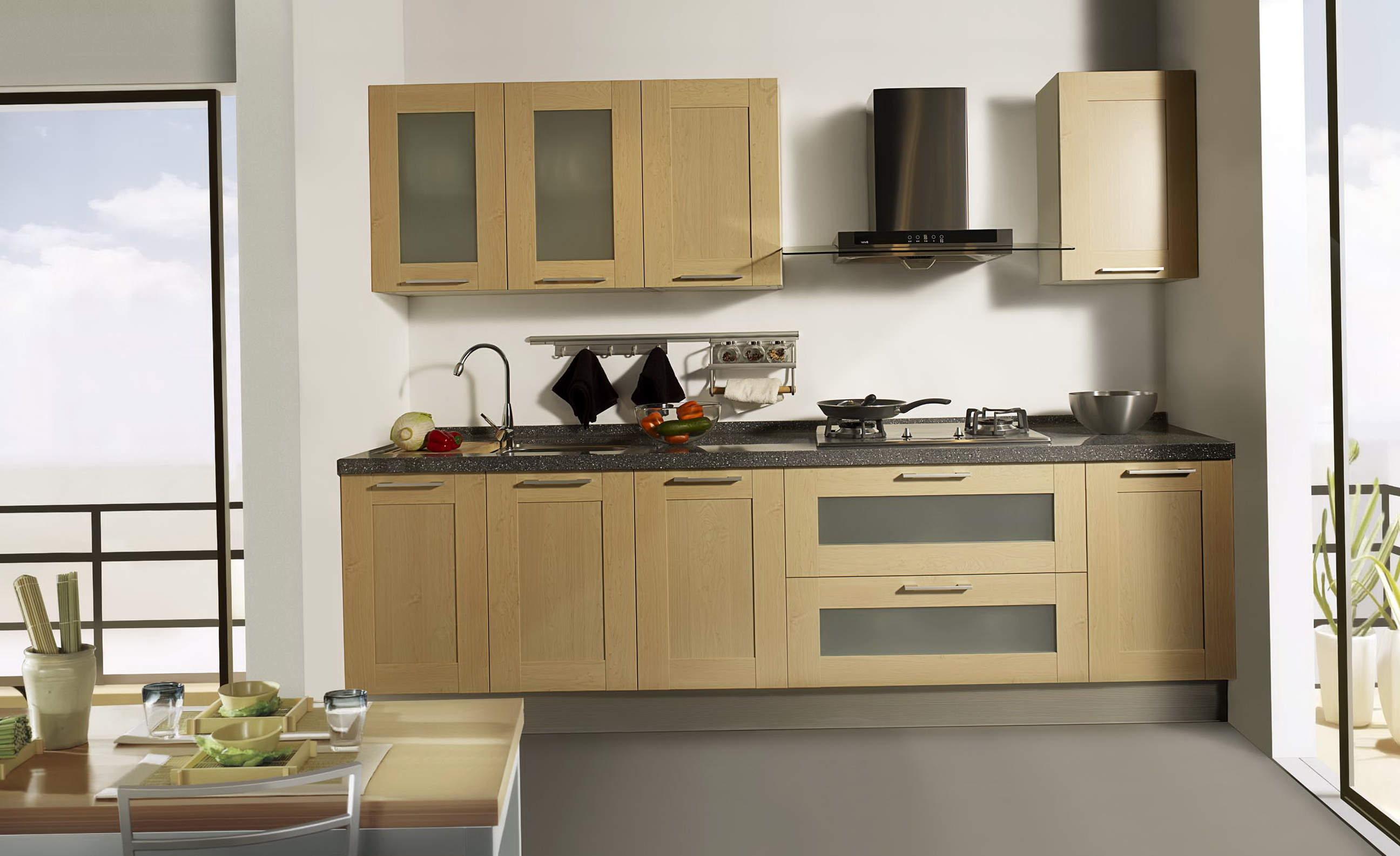 Kitchen Cabinet Door Styles Options