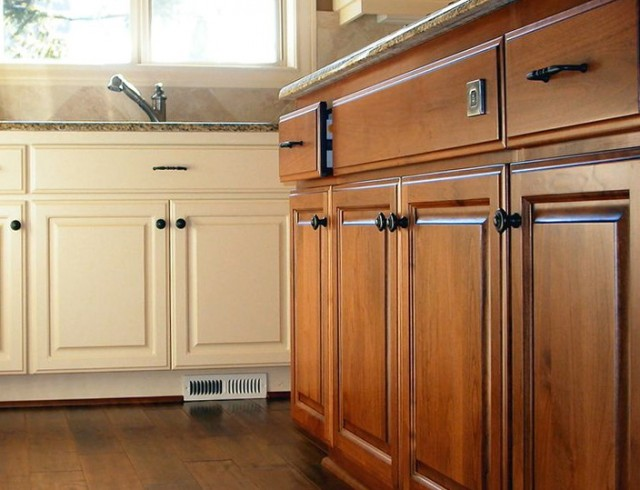 Kitchen Cabinet Refinishing Diy
