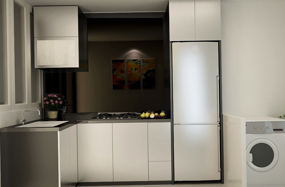 Kitchen Cabinets Design Singapore