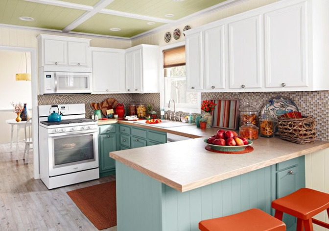 Kitchen Cabinets Lowes In Stock