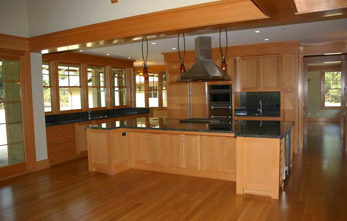 Kitchen Color Ideas With Brown Cabinets