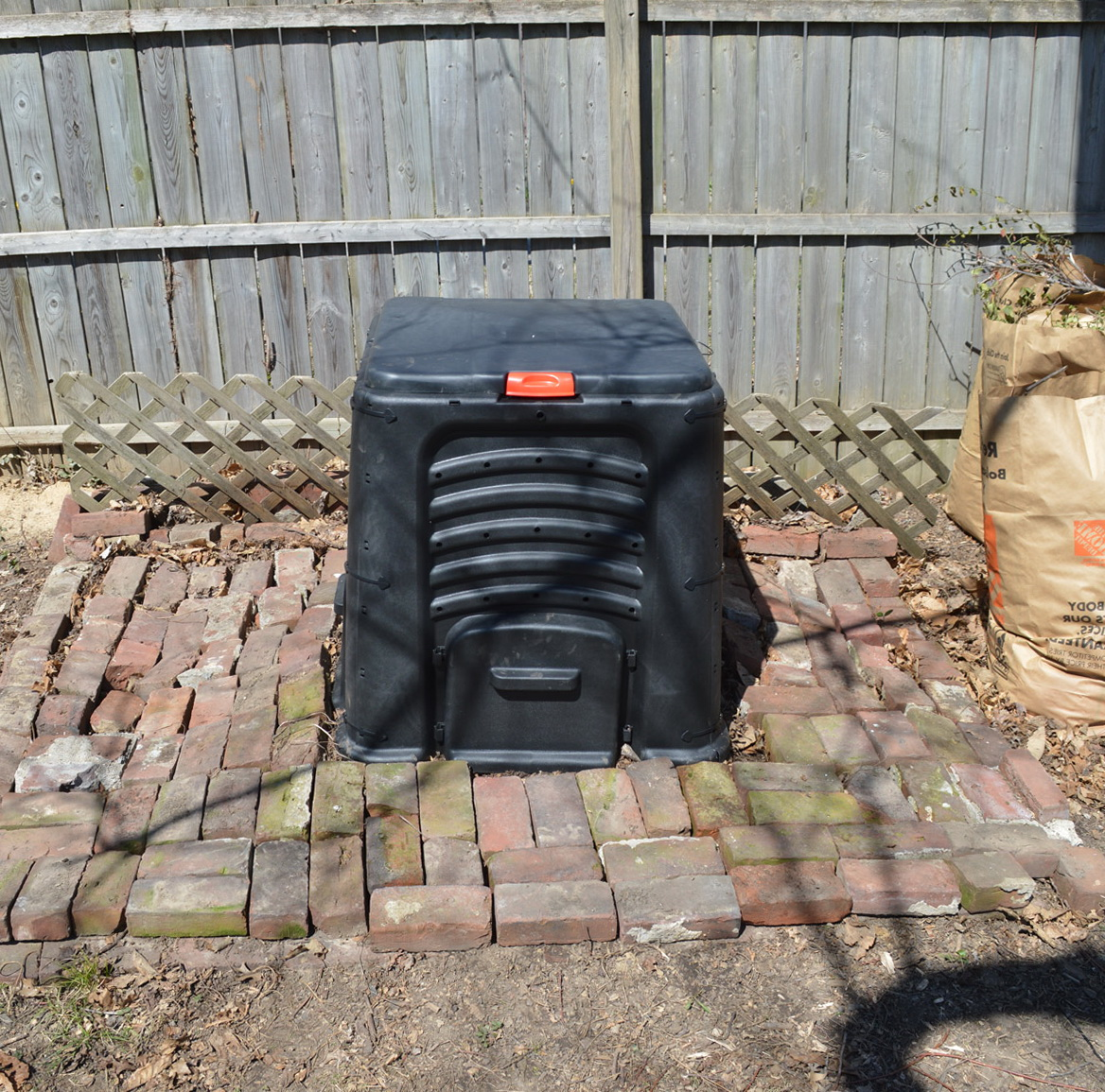 Kitchen Compost Bin Lowes