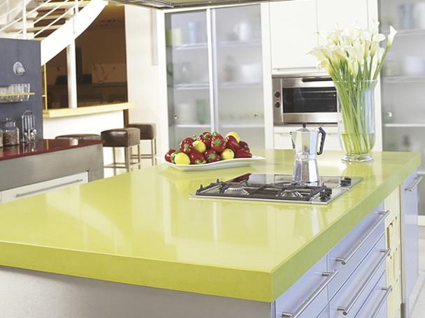 Kitchen Countertop Options 2014