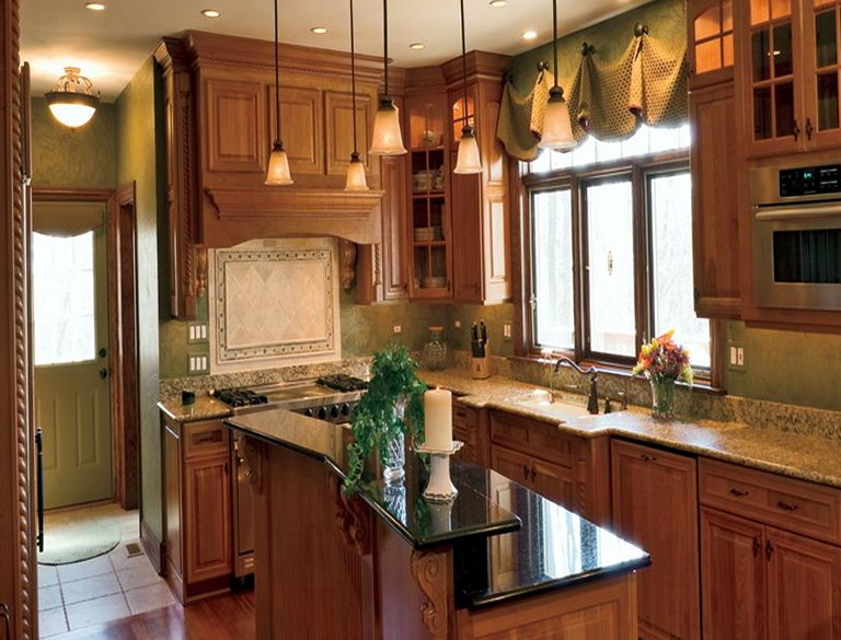 Kitchen Curtain Ideas Bay Window