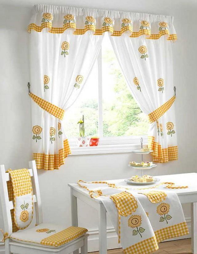 Kitchen Curtain Ideas Pinterest