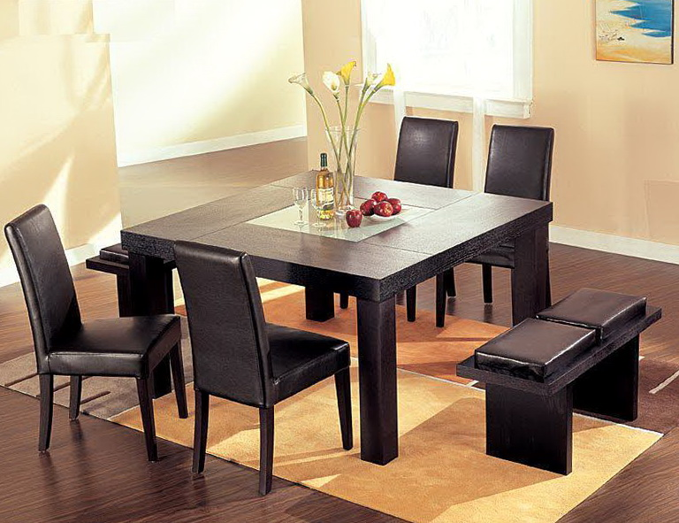 Kitchen Dinette Sets With Bench