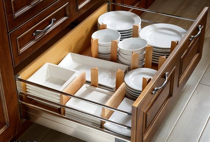 Kitchen Drawer Organizer Plates