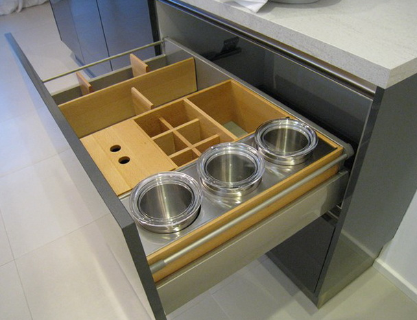 Kitchen Drawer Organizers For Glasses