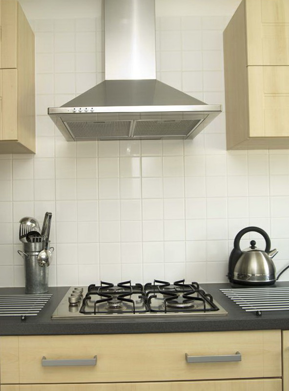 Kitchen Exhaust Fan Installation