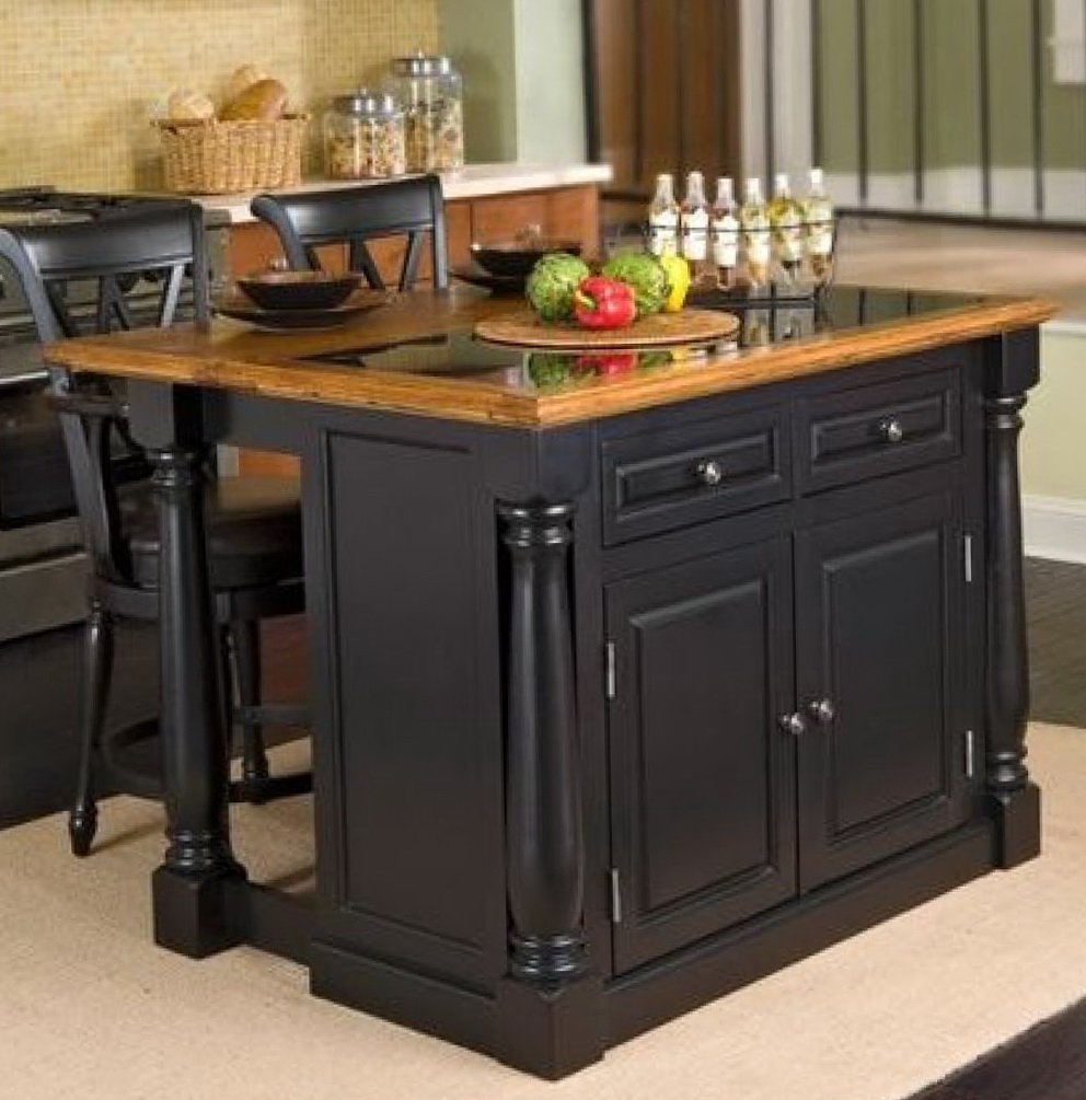 Kitchen Islands And Carts With Seating