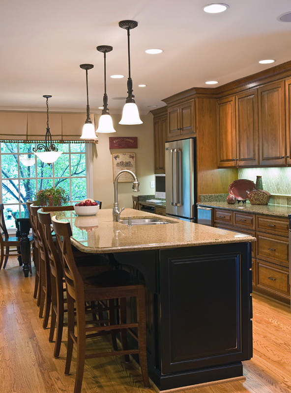 Kitchen Islands Ideas With Seating