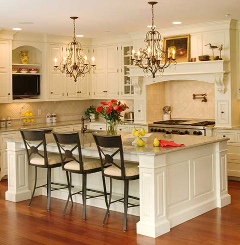Kitchen Islands With Seating For 6