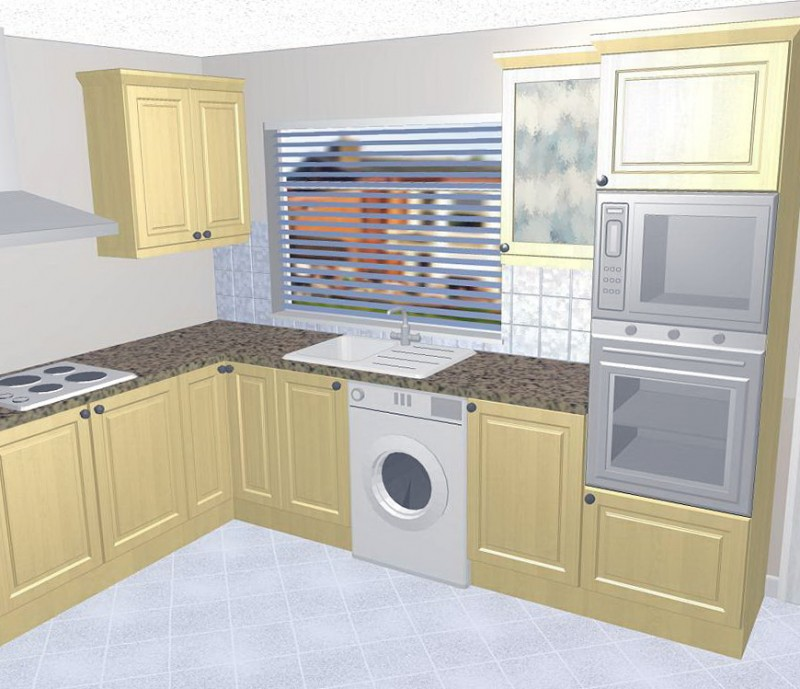 Kitchen Layout Ideas L Shaped