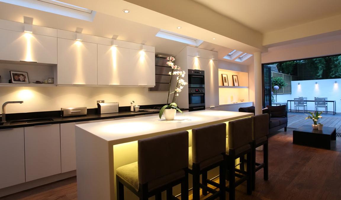 Kitchen Lighting Design Tips