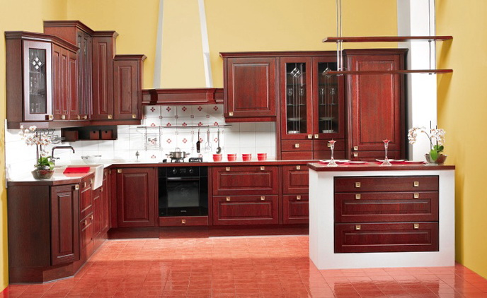 Kitchen Paint Ideas For Small Kitchens