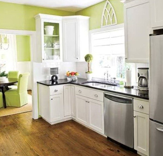 Kitchen Paint Ideas For White Cabinets