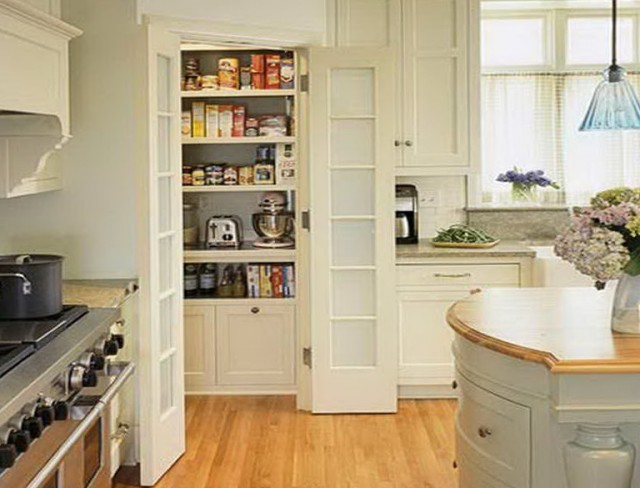 Kitchen Pantry Ideas Small Kitchens