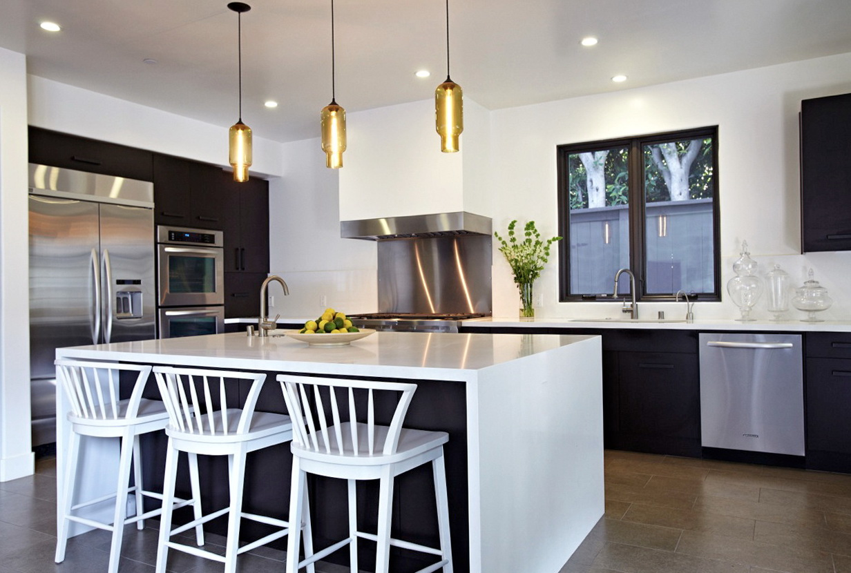 Kitchen Pendant Lighting Contemporary