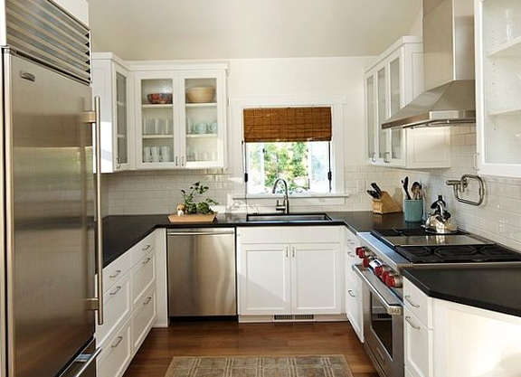 Kitchen Renovation Ideas For Small Kitchens
