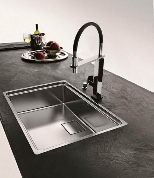 Kitchen Sink Faucets Images