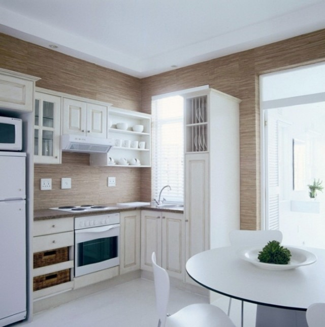 Kitchen Storage Ideas For Small Apartment Kitchens