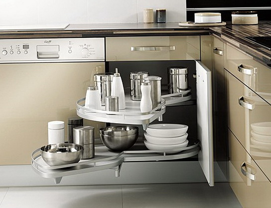 Kitchen Storage Ideas For Small Spaces