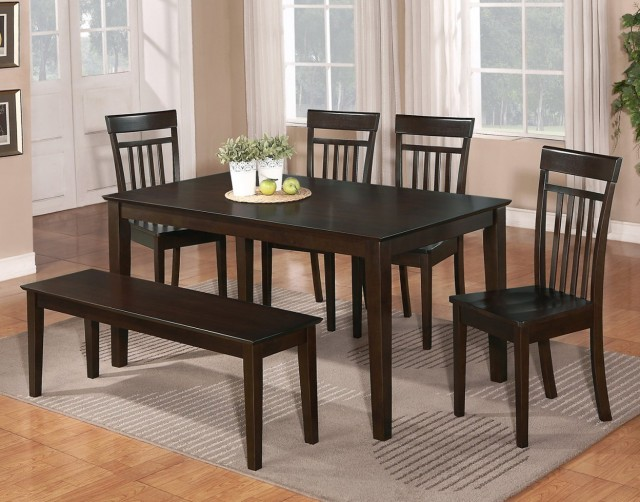 Kitchen Table Set With Bench Seating