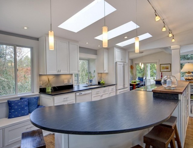 Kitchen Track Lighting Ideas